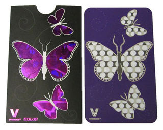 Grinder Card Butterfly