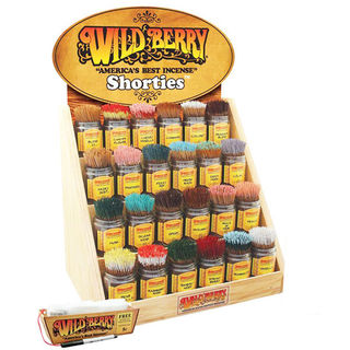 Incense Stick Wild Berry Shorties IN010