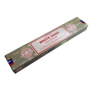Incense Stick Satya White Sage 15g IS101