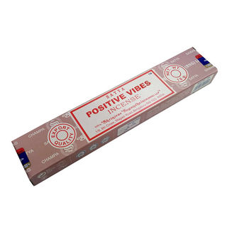 Incense Stick Satya Positive Vibes 15g IS110