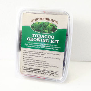 Tobacco Seed Growing Kit GT010