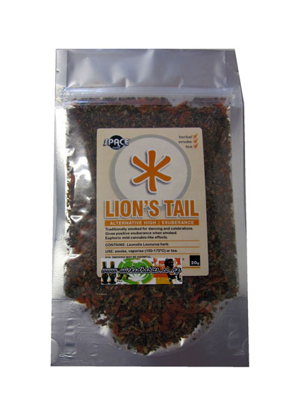 Herb Lions Tail 20g HH150