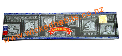 Incense Stick Nag Champa Super Hit 40g