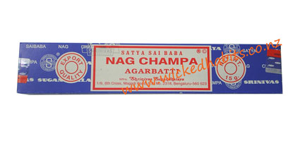 Incense Stick Satya Nag Champa 15g IS111
