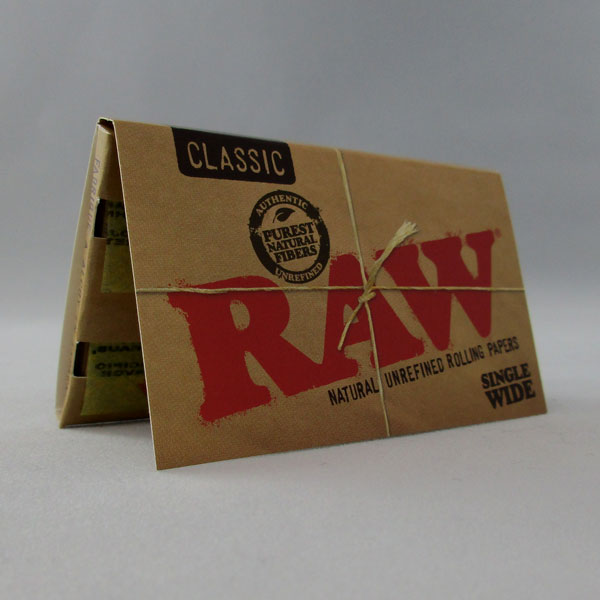 Paper Raw Single Wide Classic Doubles SP484