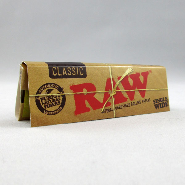 Paper Raw Single Wide Classic SP483