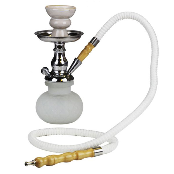 Hookah Pipe Pineapple 1H 10in HP266 EOL