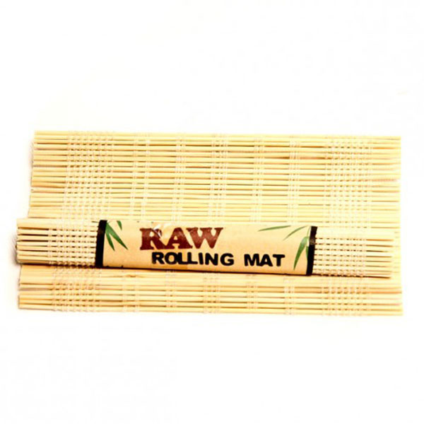 Rolling Mat Bamboo Raw 120x80mm MH479