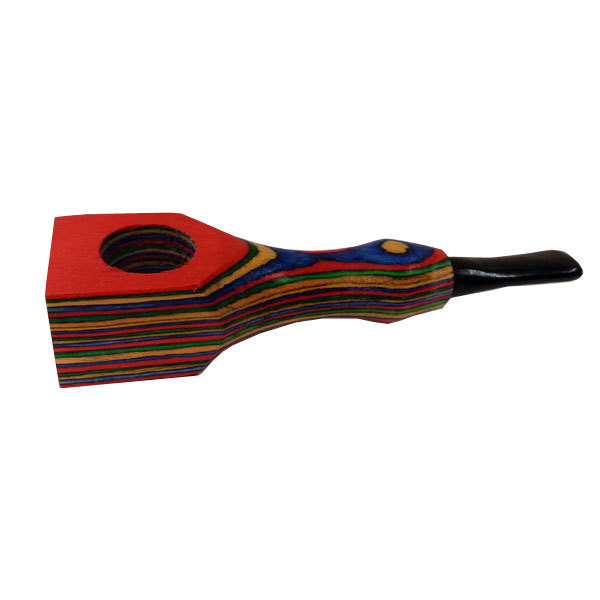 Pipe Wooden Square W/Grip PW506 EOL