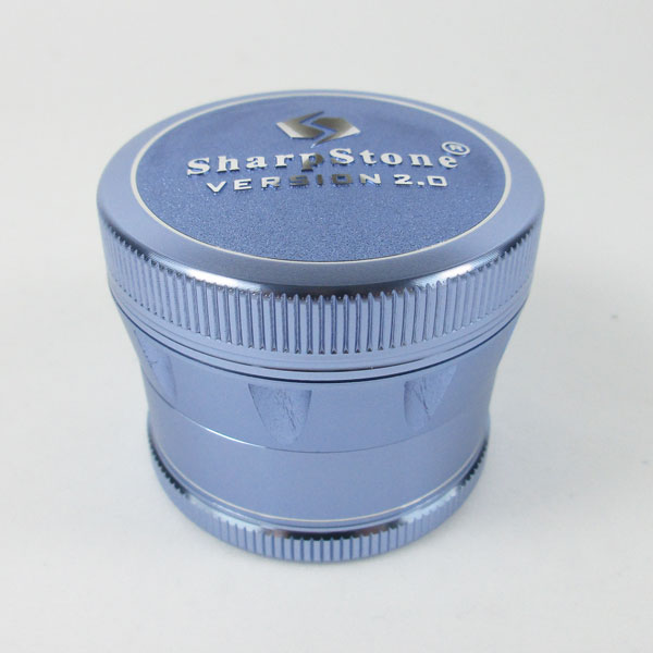 Grinder Sharpstone v2.0 55mm 4pce Blue MO190B