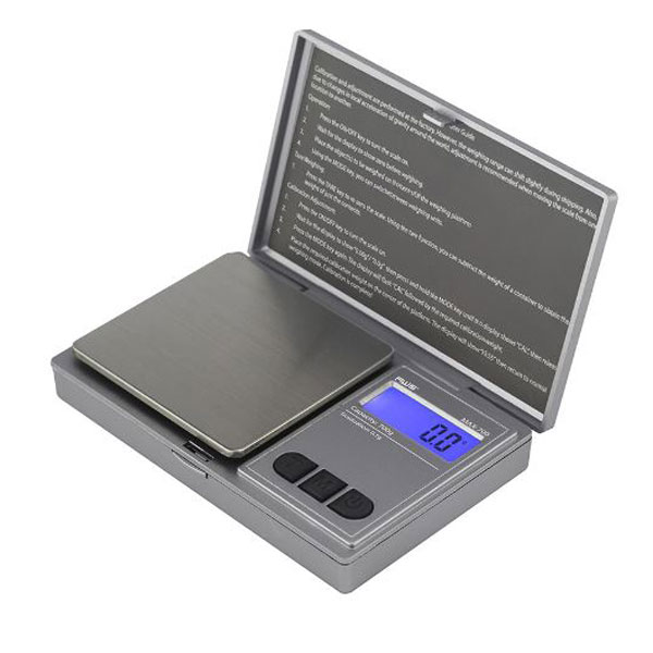 Scales AWS MAX-700 700g x 0.1g Silver SC135