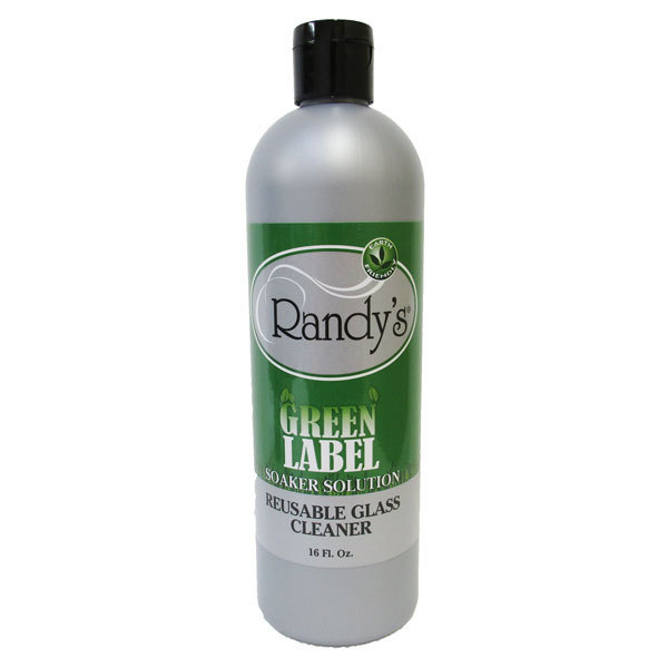 Pipe Cleaner Liquid Randys Green Label 473ml/16fl oz
