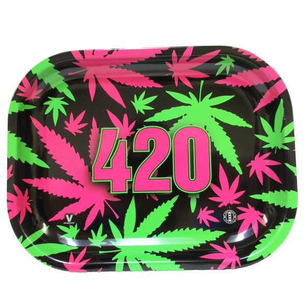 Rolling Tray Metal 180x140mm 420 Vibrant MH501