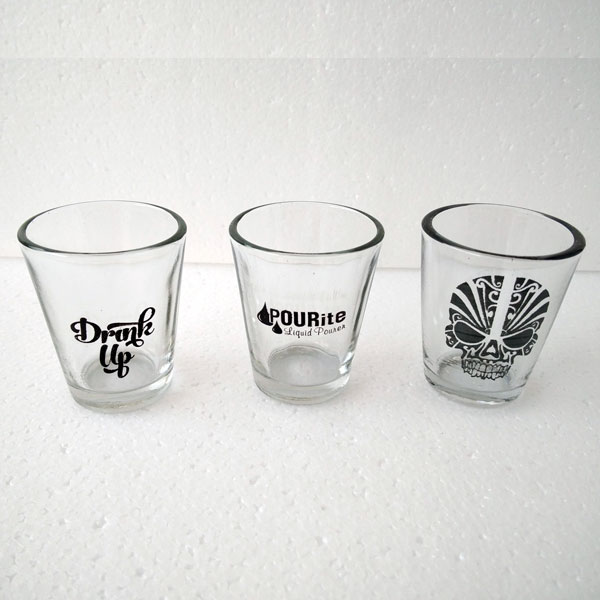 Shot Glass Single UK100