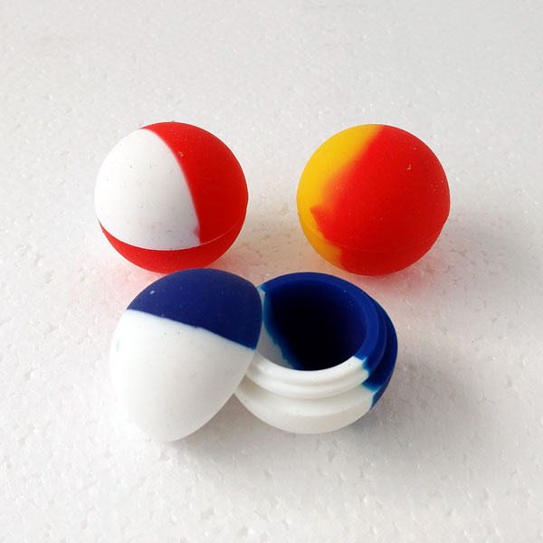 Container Silicone Ball 6.5ml SI029
