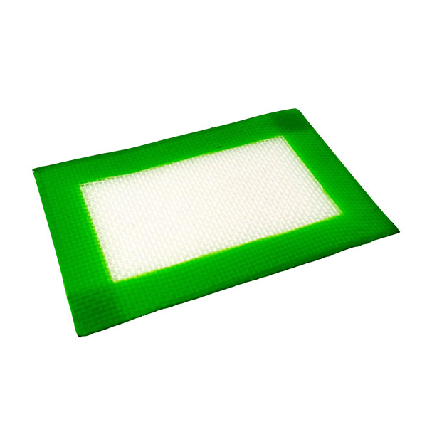 Mat Silicone Rectangle 120x80mm SI062