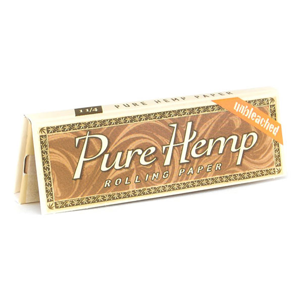 Paper Pure Hemp Unbleached Med SP347