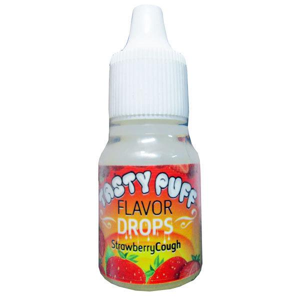Tasty Puff Strawberry Cough SL120 EOL