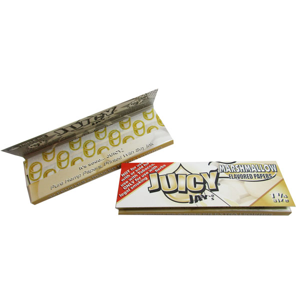 Paper Juicy Jays Marshmallow 1 1/4 SP546 EOL