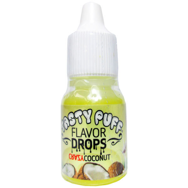 Tasty Puff Crazy Coconut SL109 EOL