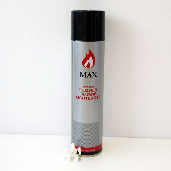 Gas Refill MAX 280ml MO483 EOL