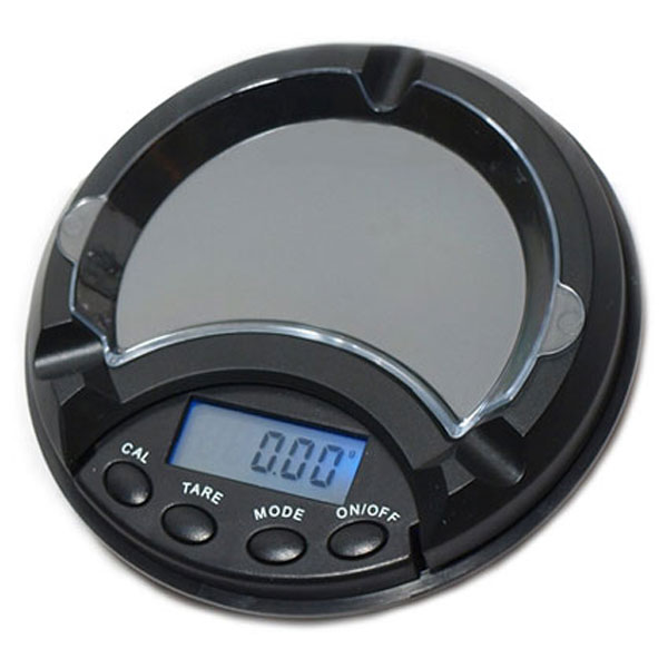 Scales AT100 Ashtray 100g x 0.01g SC115 EOL