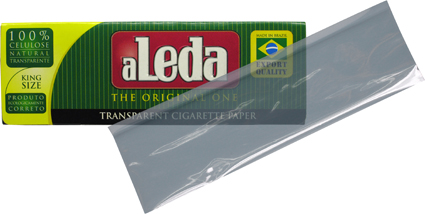 Paper Aleda King Size Green SP065 EOL