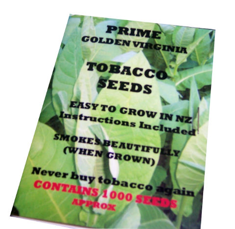 Tobacco Seeds 1000pk GT012